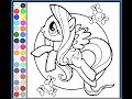 My Little Pony Coloring Pages For Kids - My Little Pony Coloring Pages