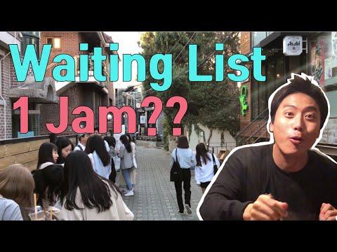 Restoran Indonesia terlaris bagi orang Korea / Bali Lilin