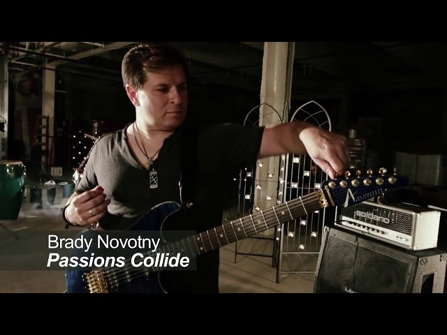 Passions Collide- Flamenco Rock Instrumental