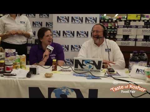 Taste of Kosher Food Fair 2016 at Jewel-Osco