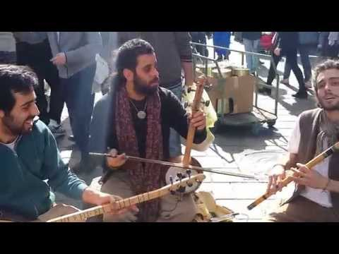 Israeli Middle Eastern Music at Jerusalem Shuk / Market