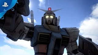 Mobile Suit Gundam Battle Operation 2 - Launch Trailer | PS4