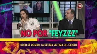 DURO DE DOMAR, LA ULTIMA VICTIMA DE GIGOLO - 19-08-15
