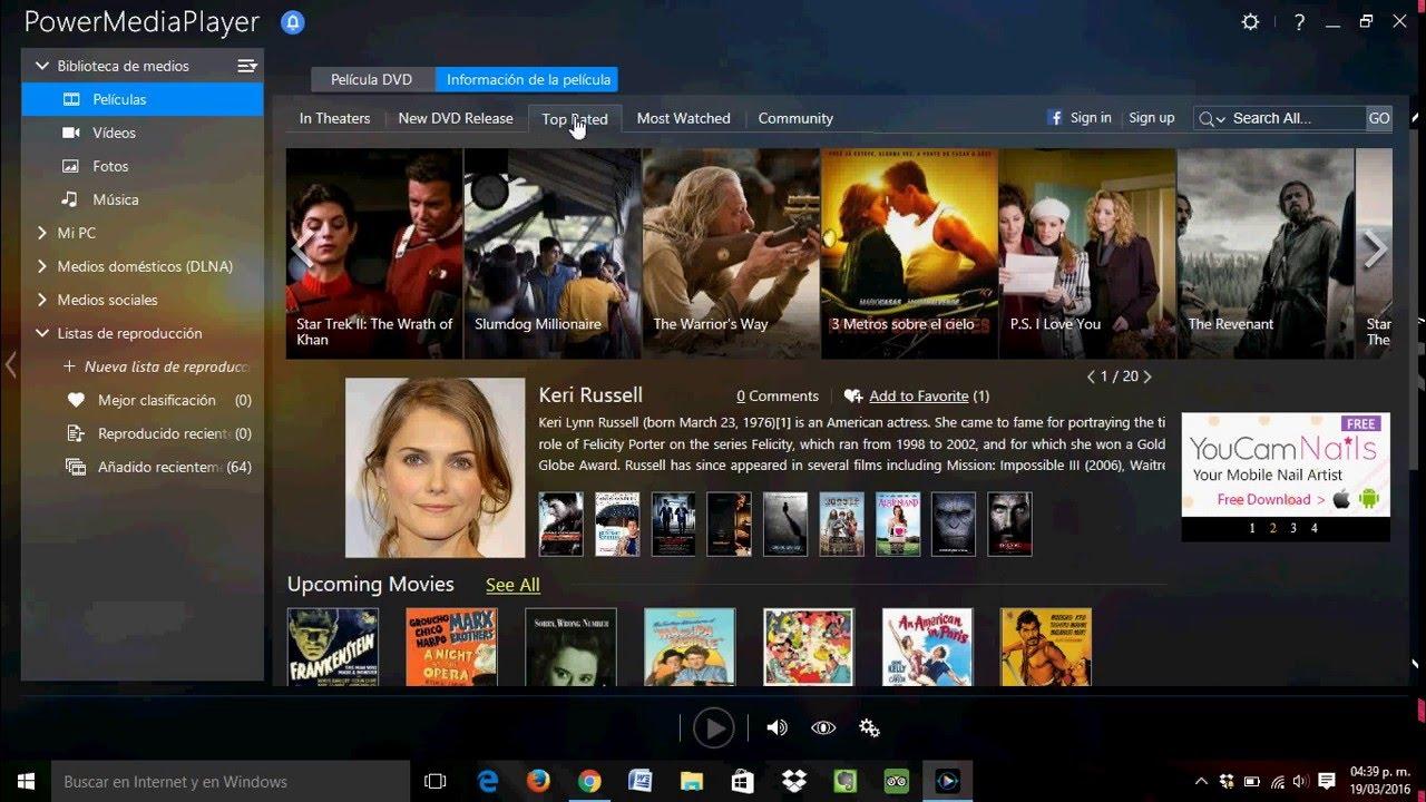 Windows Media Player and Cyberlink s Power DVD - Microsoft Community