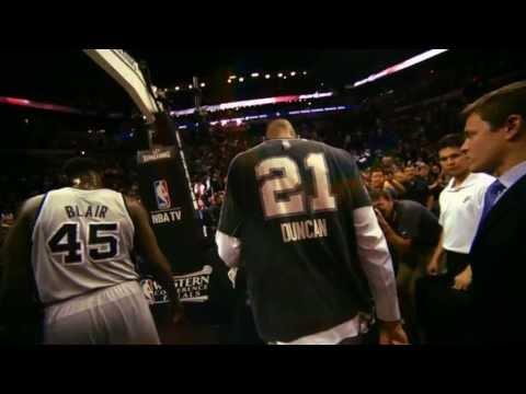 San Antonio Spurs | NBA Playoffs 2013
