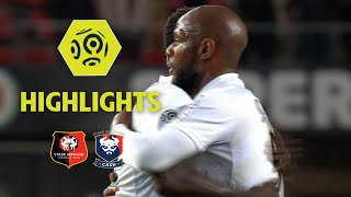 Stade rennais fc - sm caen (0-1) - highlights - (srfc - smc) / 2017-18