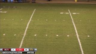 #1 EMCC Football at Delta