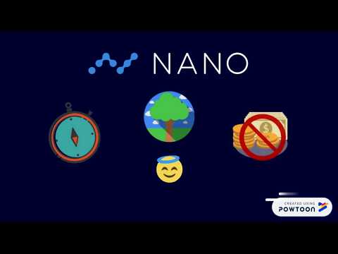 What Is NANO? (vs Bitcoin)