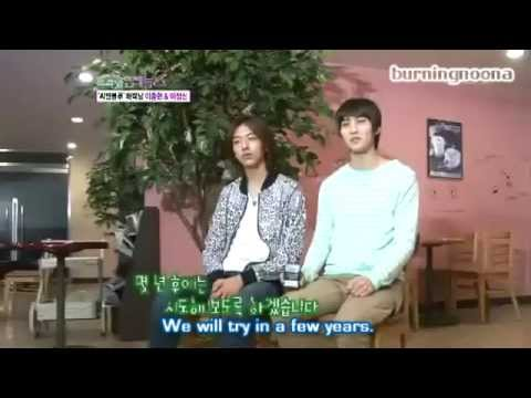 ENGSUB | Jonghyun & Jungshin Interview @ OBS [110515]