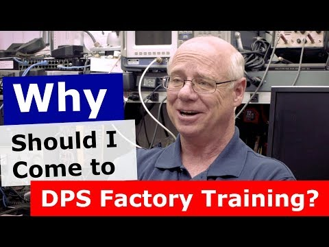 Why Should I Come to DPS Factory Training?