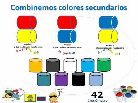 Los colores y sus Combinaciones.wmv - YouTube