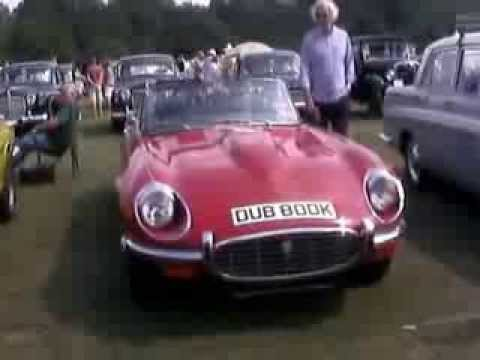 Top Gear Convertible E Type Jaguar 1960s Classic Sports