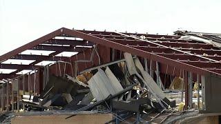 Hurricane Michael destroys schools