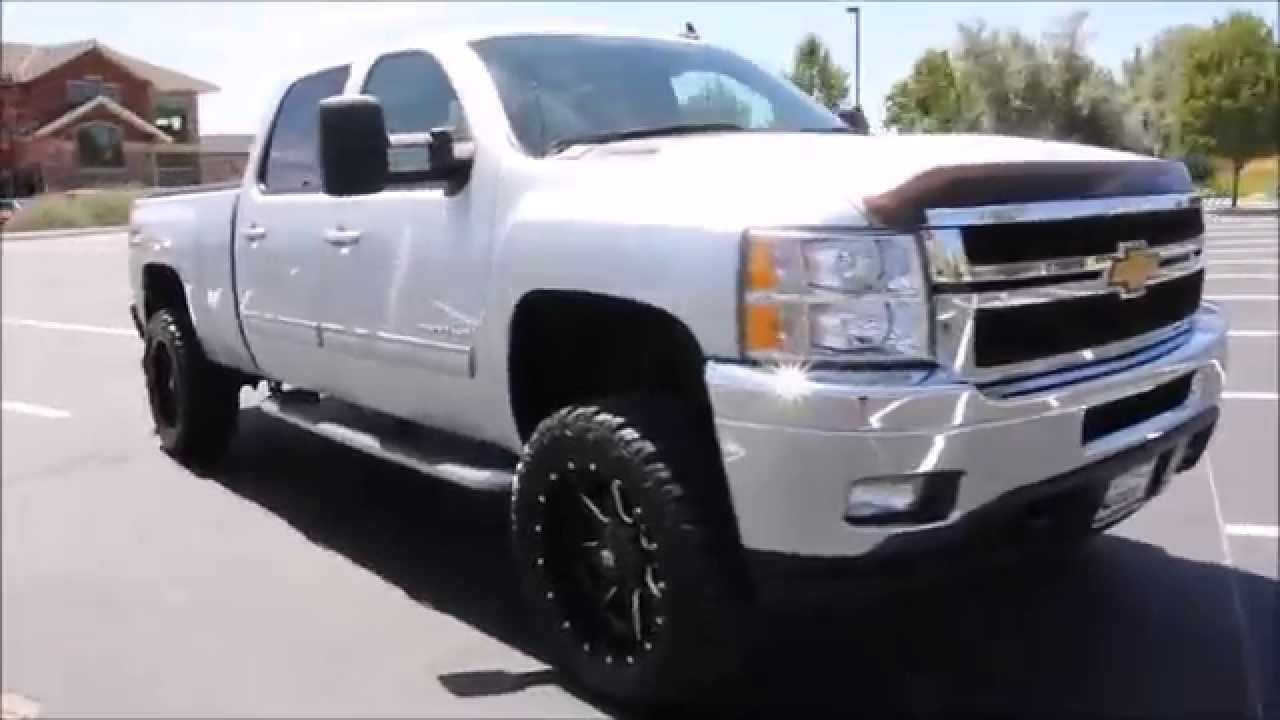 All Chevy 2013 chevy 2500hd ltz : 2011 Chevy Silverado 2500HD 4x4 Z71 LTZ DURAMAX DIESEL LIFT TIRES ...