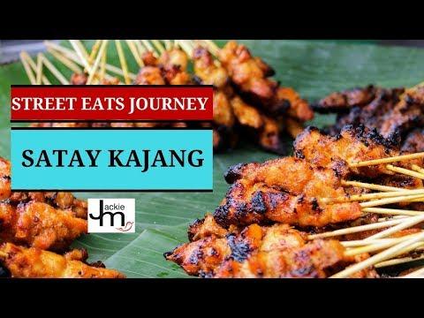 Satay Kajang - Street Eats Journey E01 S02