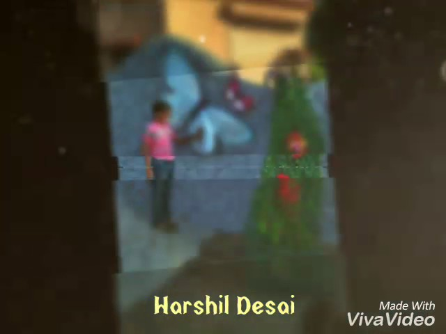 Harshil Desai Godhra