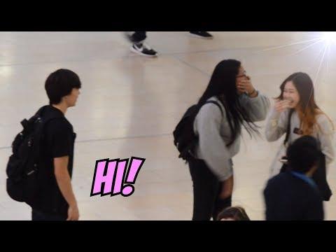 Awkwardly Talking To Girls At Yorkdale Mall