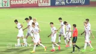 MTUTD.TV  Highlight Army United 1-2 SCG Muangthong United - Thai Premier League - Round 35