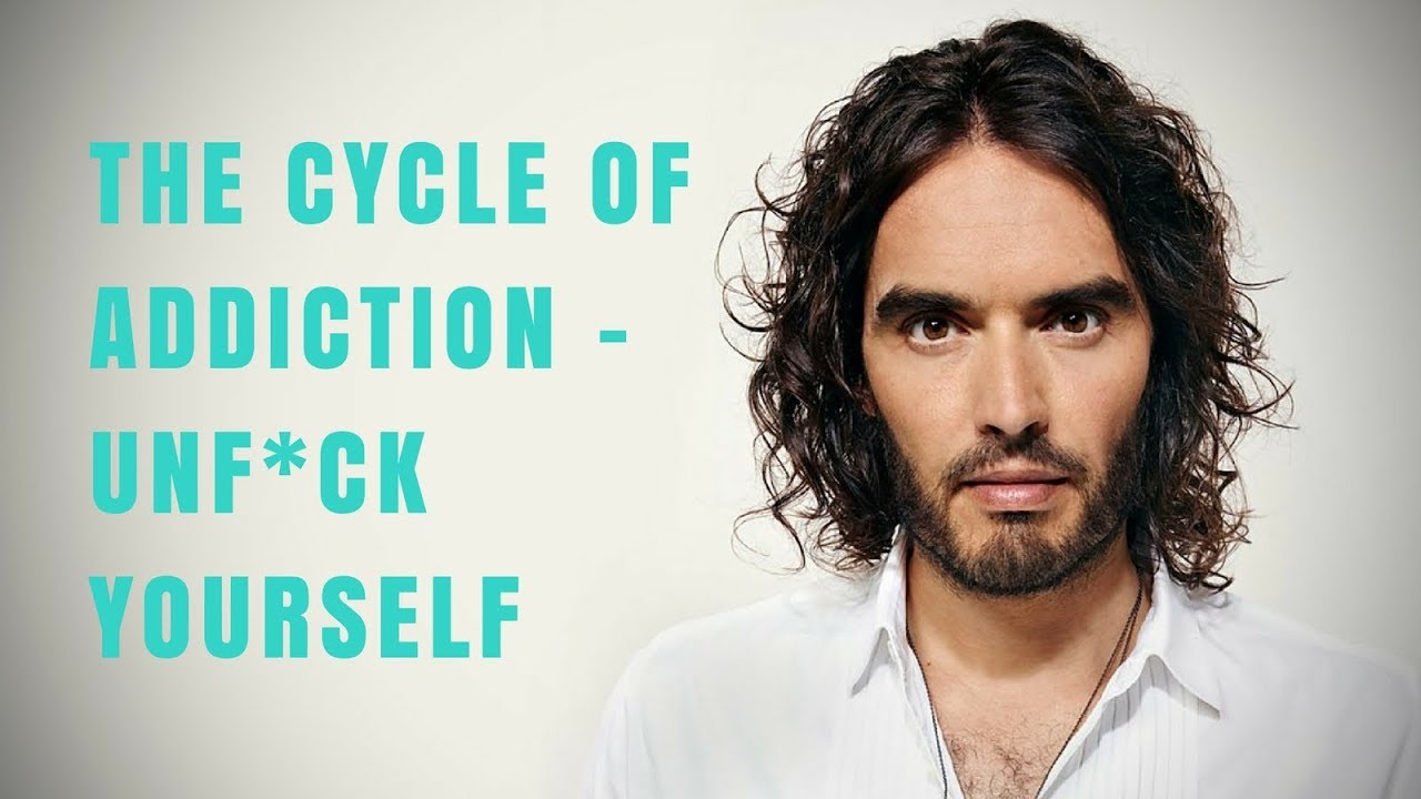 russell brand addiction podcast