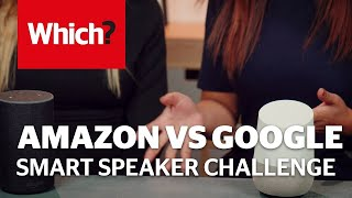 Can Alexa beat Google Home? - Smart hub challenge