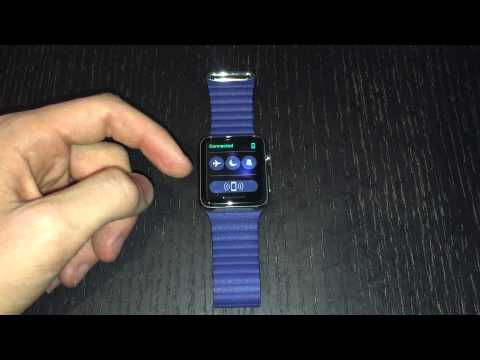 iPhone Ping Feature on Apple Watch