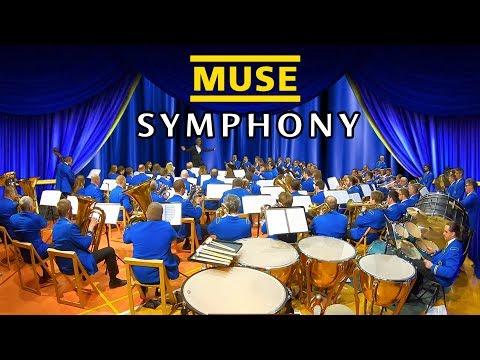 MUSE SYMPHONY | Medley | Symphonic Wind Orchestra