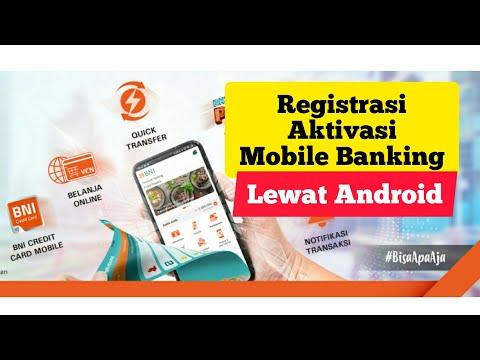 Cara Daftar BNI Mobile Banking Versi Terbaru Lewat Android