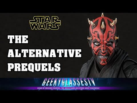 Figure It Out - The Alternative Star Wars Prequels
