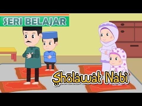 Sholawat Nabi Merdu Sekali Anak Islam Bersama Jamal Laeli
