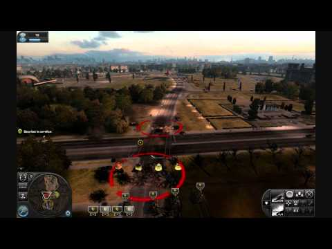 Let's Play FR World In Conflict, Soviet Assault, Mission 1
