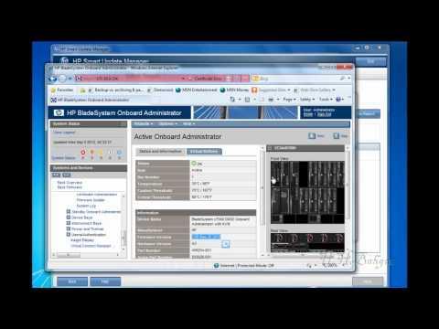 11_HHB_Remote Firmware upgrade for Blade enclosure Managment .mp4