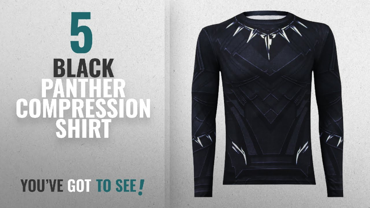 capítulo Acostumbrar Arturo  black panther compression shirt under armour Online Shopping for Women,  Men, Kids Fashion & Lifestyle|Free Delivery & Returns! -