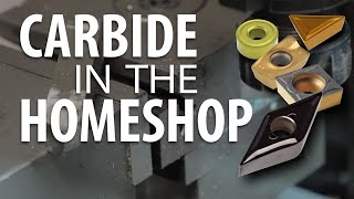 A Brief Chat about Carbide Tooling
