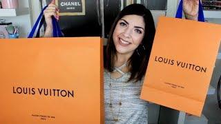 My First Louis Vuitton! | Luxury Handbag Unboxing