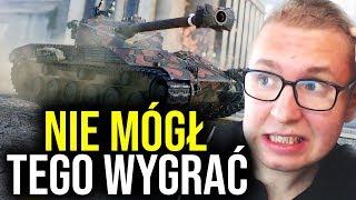 NIE MÓGŁ TEGO WYGRAĆ - World of Tanks