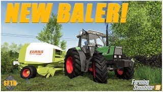 Pc And Console Claas Dlc Giveaway!  | Debt Free Farm Challenge! | Farming Simulator 19 | Ep 13