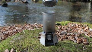 Vargo Titanium Converter Stove (Official)
