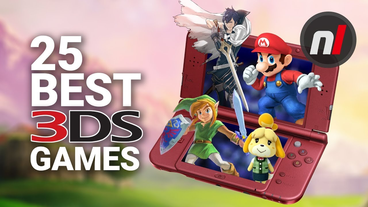 The 25 Best Nintendo 3ds Games Of All Time Definitive