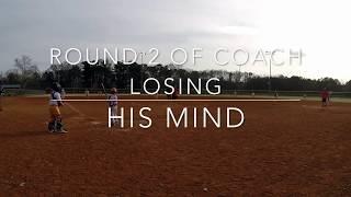 8u coach loses it