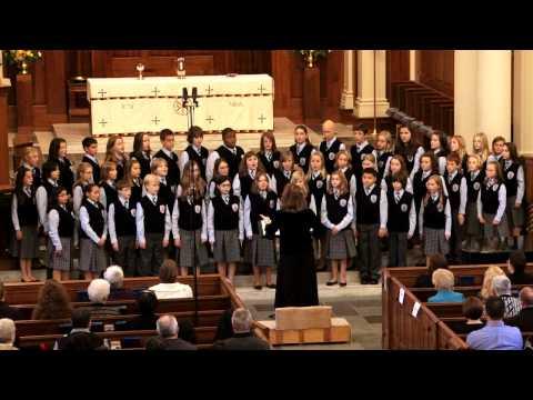 All Thy Gifts of Love - Treble Choir