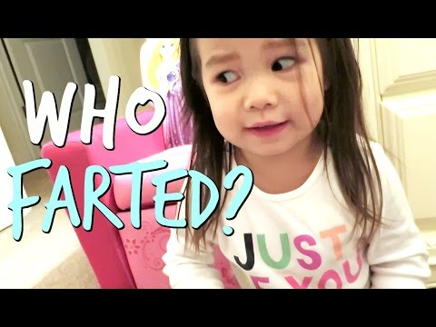 WHO FARTED?! - October 30, 2016 -  ItsJudysLife Vlogs