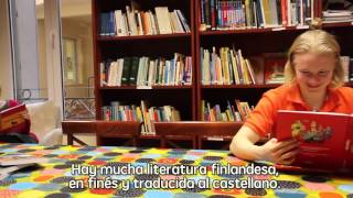 Biblioteca del Instituto Iberoamericano de Finlandia