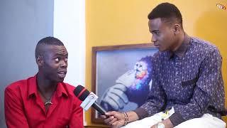 FULL INTERVIEW YA MCHEKESHAJI DAKA OFISHO/COMEDY HALISI NDANI YA THINKERS TV