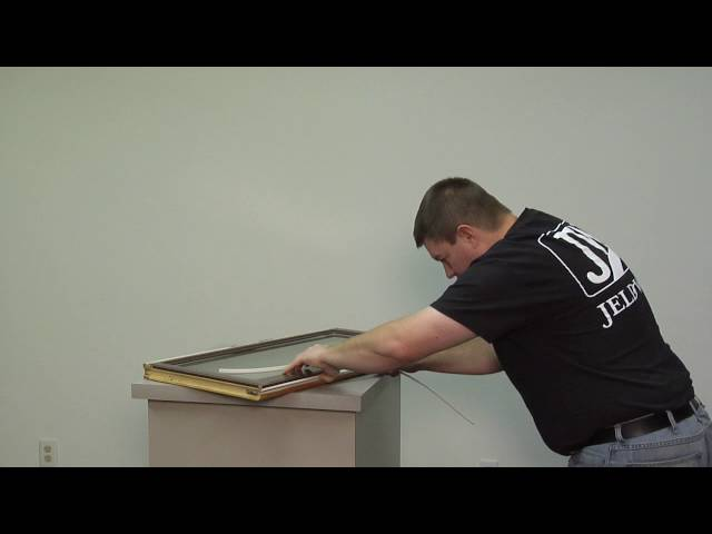 How To Replace the Weatherstrip in a D-Series Wood Double Hung Window