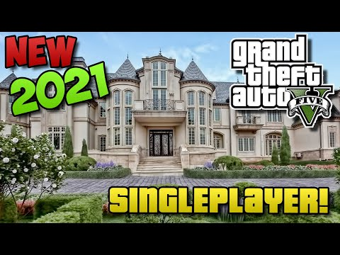 Houses In Singleplayer Gta 5