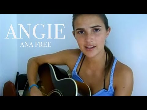 Angie - Rolling Stones cover by Ana Free