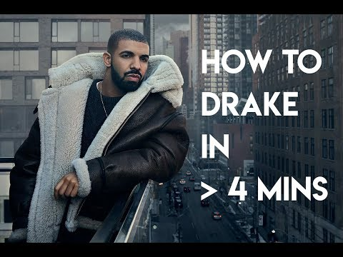 How to Drake in Under 4 Minutes | Fl Studio Trap & Rap Tutorial