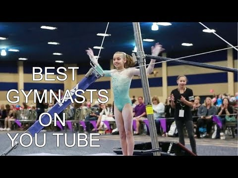 YouTubes best gymnasts | Pt1