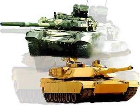 Сравнения танков русского Т-90 и американского Абрамс ...