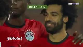 اهداف مباراة مصر وسوازيلاند 4-0 هدف عالمي لصلاح  -  بجودة عالية HD
